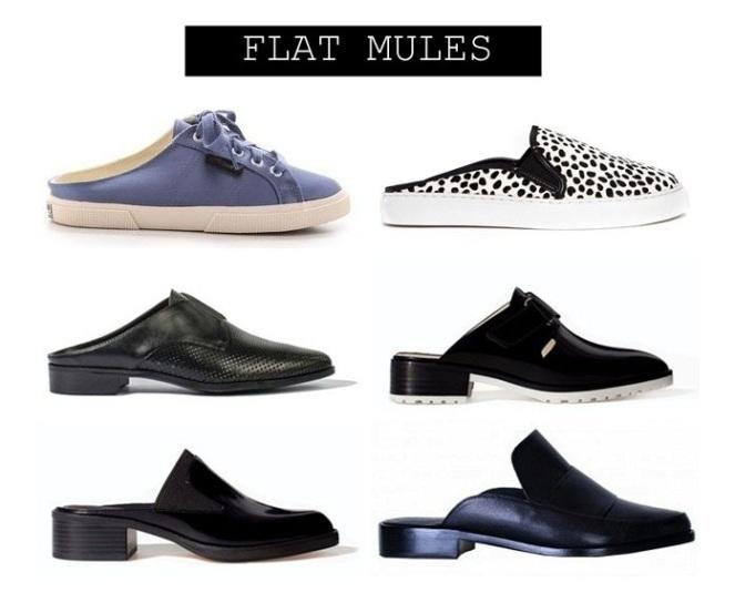 flat-mules